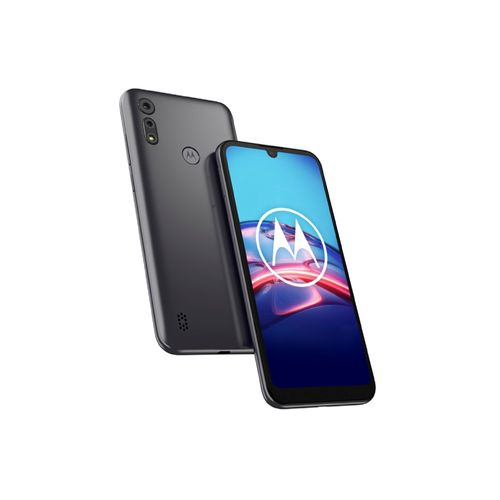 Celular Motorola E6i Xt2053-5 Gris