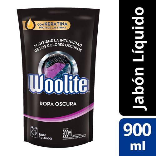 Detergente Woolite Ropa Fina Black 900 Ml