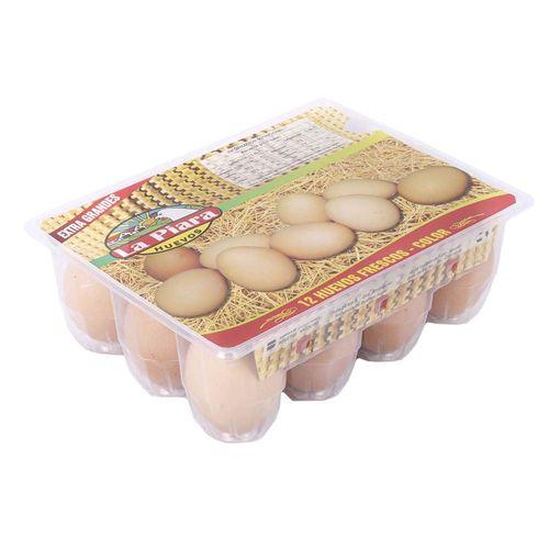 Huevos Color La Piara Extra X 12 Un