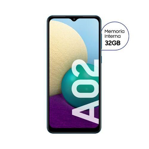 Celular Samsung A02 32gb Azul