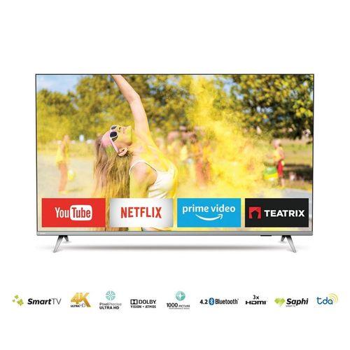 Smart Tv Philips 4k 55' 55pud6654