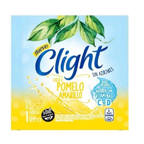 Jugo En Polvo Clight Pom-amarillo D 8gr