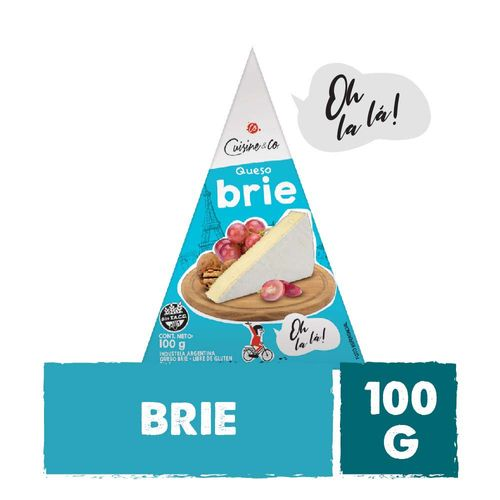 Queso Brie Cuisine & Co 100gr