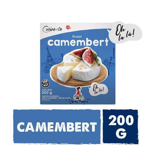 Queso Camembert Cuisine & Co 100gr