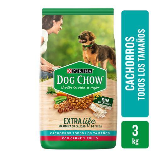 Alim Dog Chow Sincol Cchr Car Y Pll 3k