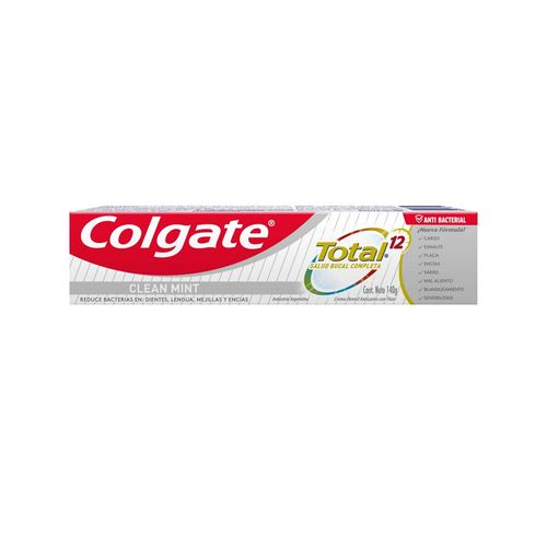 Tp Colgate T12 Complete Clean 140g