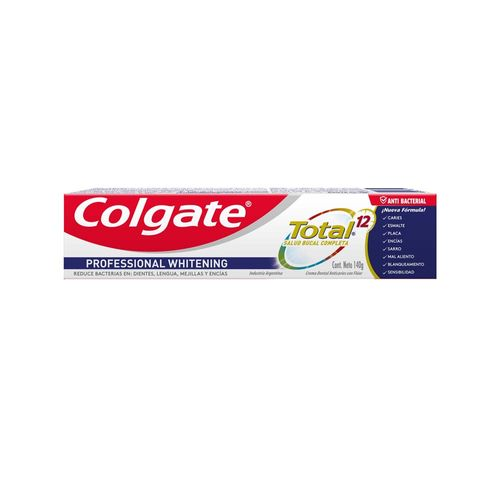 Tp Colg T12 Prof Whitening Cleaning140g