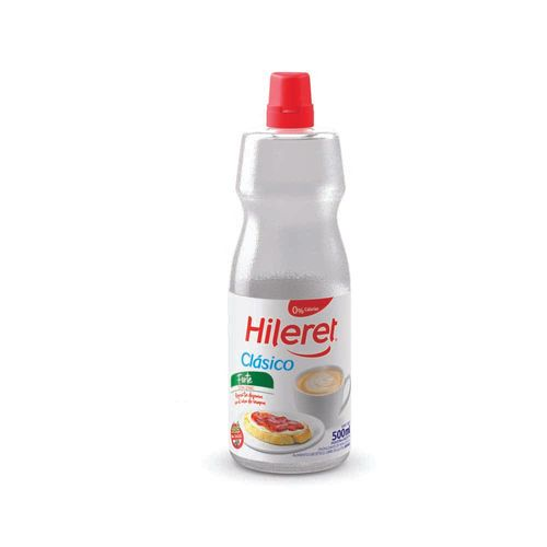Endulzante Hileret Clasico Forte X 500 Ml