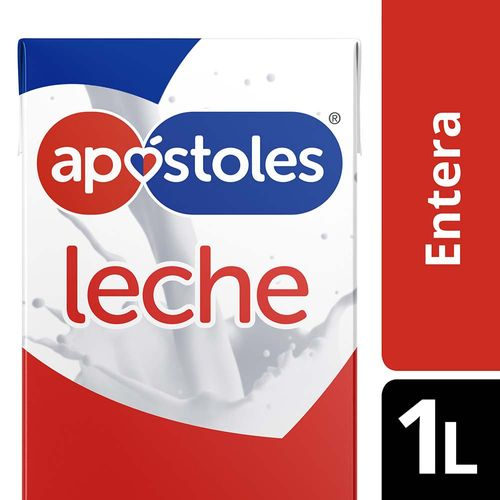 Leche Uat Entera Apostoles 1 L
