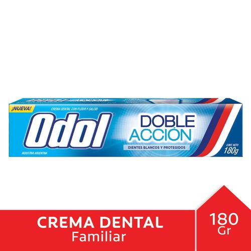 Cr.dental Odol Doble Protección