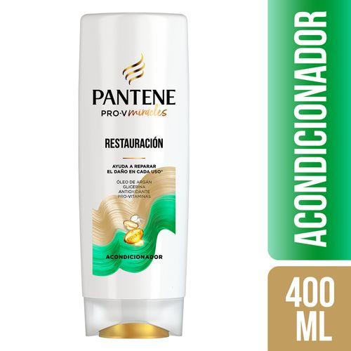 Acondicionador Pantene Pro-v Miracles Restauración 400 Ml
