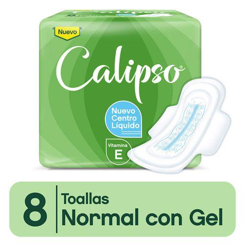 Toalla Calipso Normal Vit E X8un