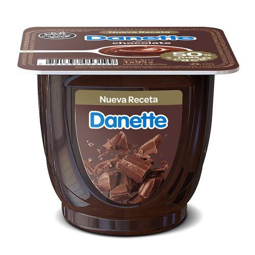 Postre Danette X 195 Gr Chocolate
