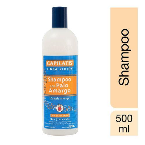 Pediculicida Capilatis Shampoo 500 Ml