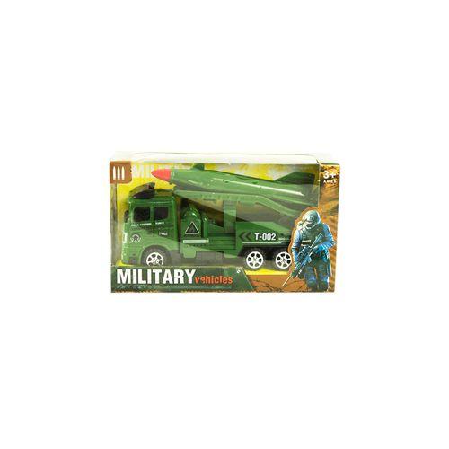 Camión Militar Misil- Sin Marca