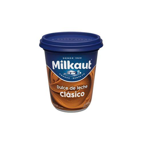Dulce De Leche Familiar Milkaut X 405 Gr