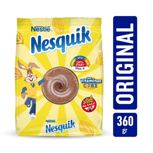 Nesquik Ptst Polvo Chocolate  360 Gr
