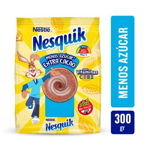 Alimento En Polvo Nesquik Opti Start 300 Gr