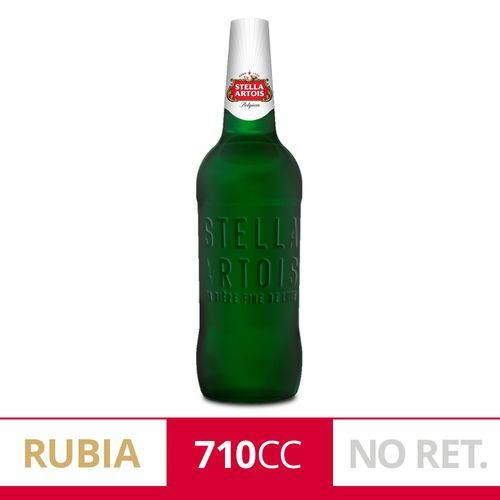 Cerveza Stella Artois 710cc