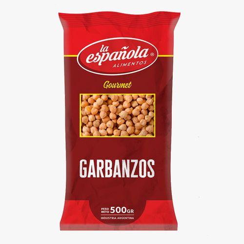 Garbanzos La Española Gourmet 500 Gr