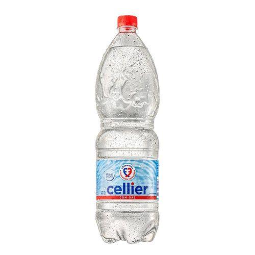 Agua Cellier Con Gas 2 L