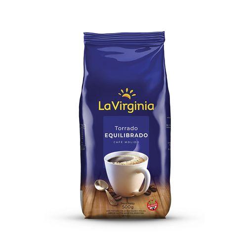 Café La Virginia Molido 500gr