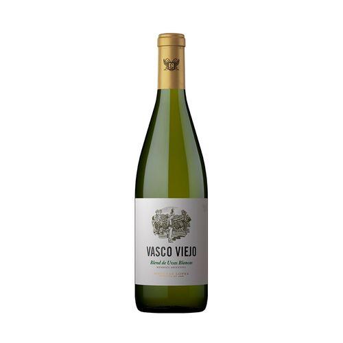 Vino Vasco Viejo Blanco Seleccion Botella 750 Cc