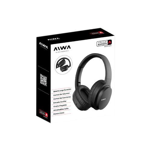 Auricular Aiwavincha Negro Ava-bt301n