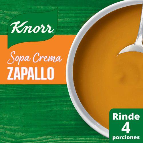 Sopa Crema Knorr Zapallo 70 G