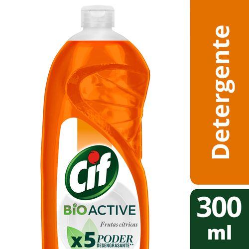 Detergente Cif Citricos Bio Active Botella 300ml