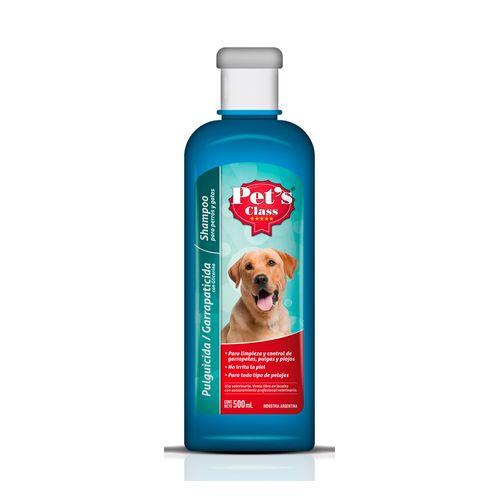 Shampoo P/perro Pets Class Pulguicida/garrap.
