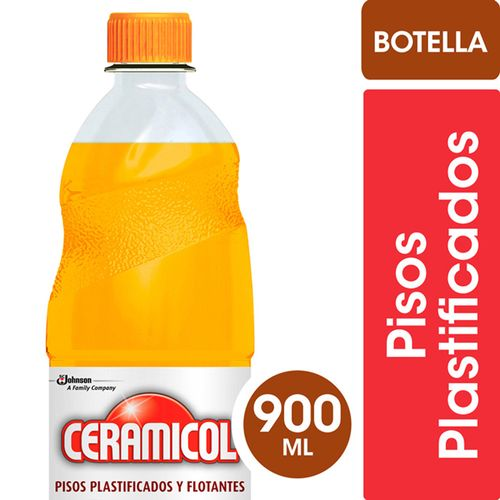 Acondicionadores Ceramicol Botella 1 L