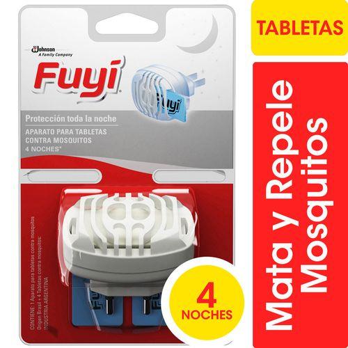 Tabletas Insecticidas Fuyi Contra Mosquitos Aparato 12un