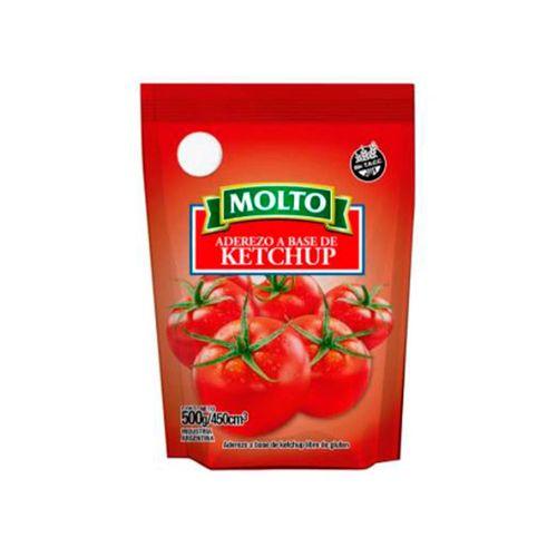 Ketchup Molto 500gr