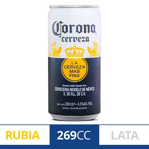 Cerveza Corona 269 Cc