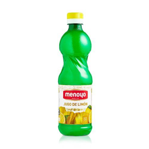 Jugo Menoyo De Limón   Pet 500 Cc.