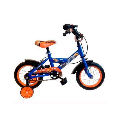 Bicicleta R.12 Std Lux ( Ruedas Acero Y Rayos)-cja-un.-1