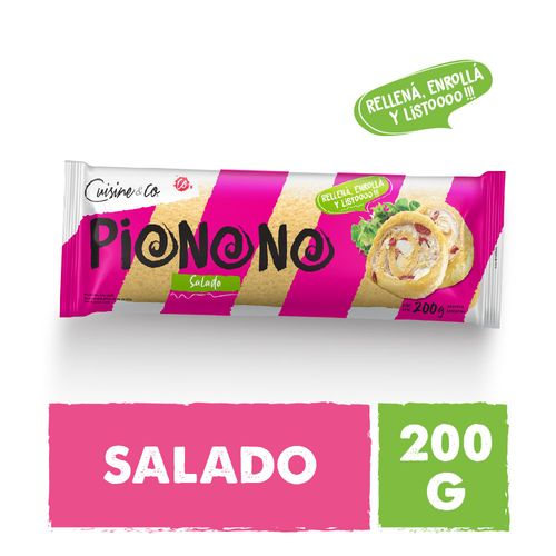 Pionono Salado Cuisine & Co 200gr