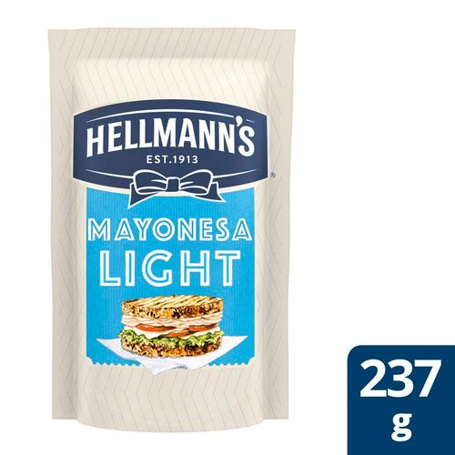 Mayonesa Hellmann's Light 237 G Doypack