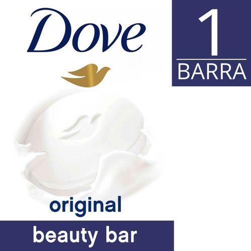 Jabón De Tocador Dove Original Individual 90 Gr
