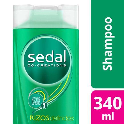 Shampoo Sedal Rizos 340ml