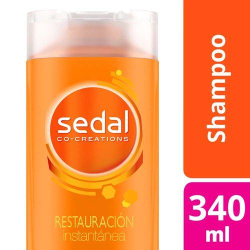 Shampoo Sedal Reconstruccion 340ml