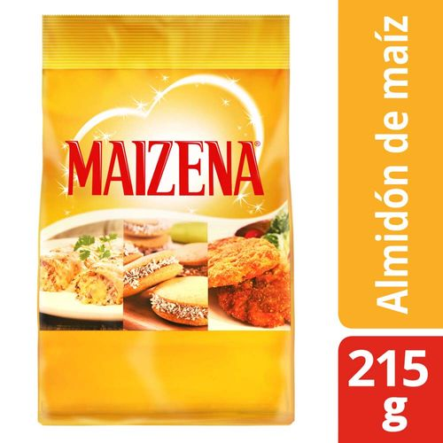 Almidón De Maíz Maizena Clásica Sin Tacc 215 G
