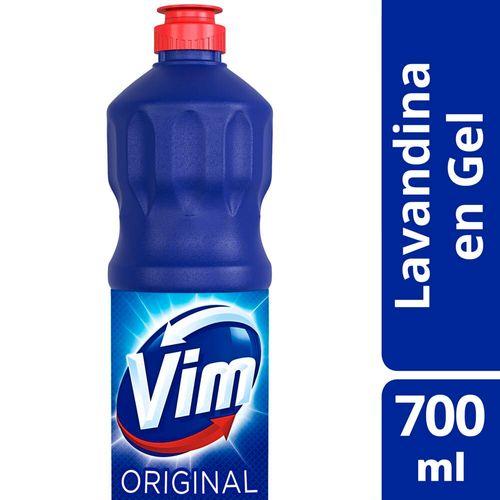 Lavandina En Gel Vim Original 700ml
