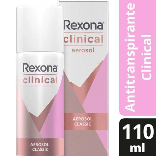Desodorante Antitranspirante Rexona Women En Aerosol 110 Ml