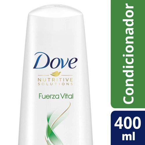 Acondicionador Dove Fuerza Vital 400ml