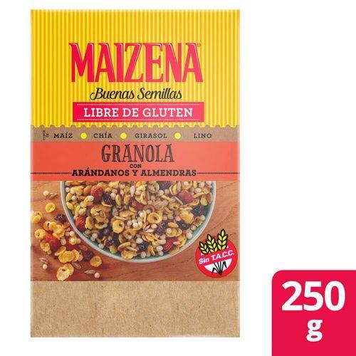 Granola Maizena Alm Y Arand X250g