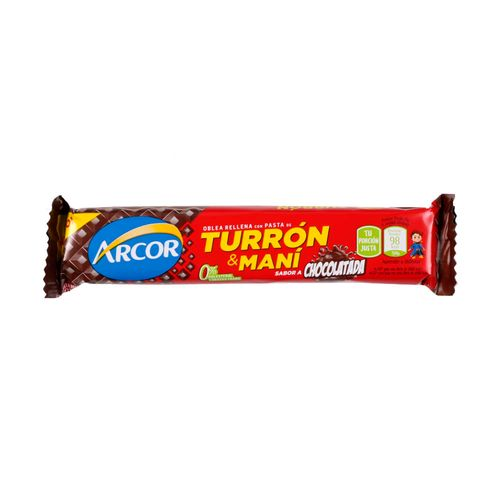 Turron Chocolatada Arcor 25g
