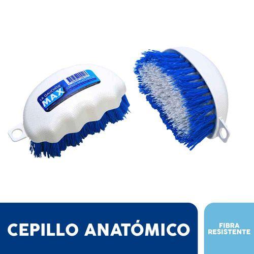 Cepillo La Gauchita Limpiamax Anatómico