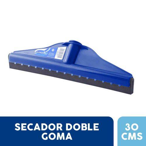 Secador La Gauchita Doble Goma 30 Cms